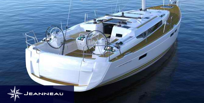New 2013 Jeanneau 469 for sale