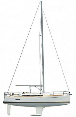 Jeanneau 389 For Sail