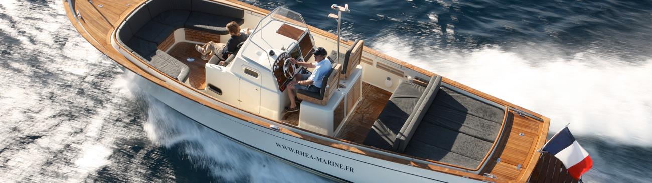 Rhea 35 Open Powerboat for sale