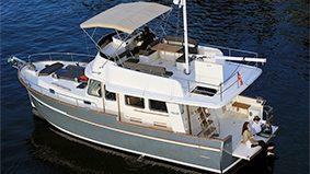 Rhea 36 Trawler