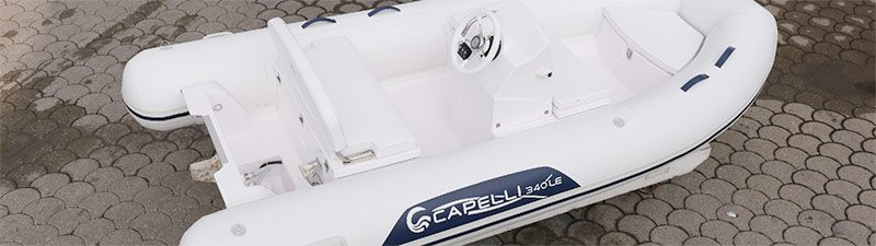 Capelli 340 LE RIB for sale