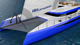 HH77 Catamaran For Sale