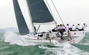 Hakes HH42 RACE SAILBOAT