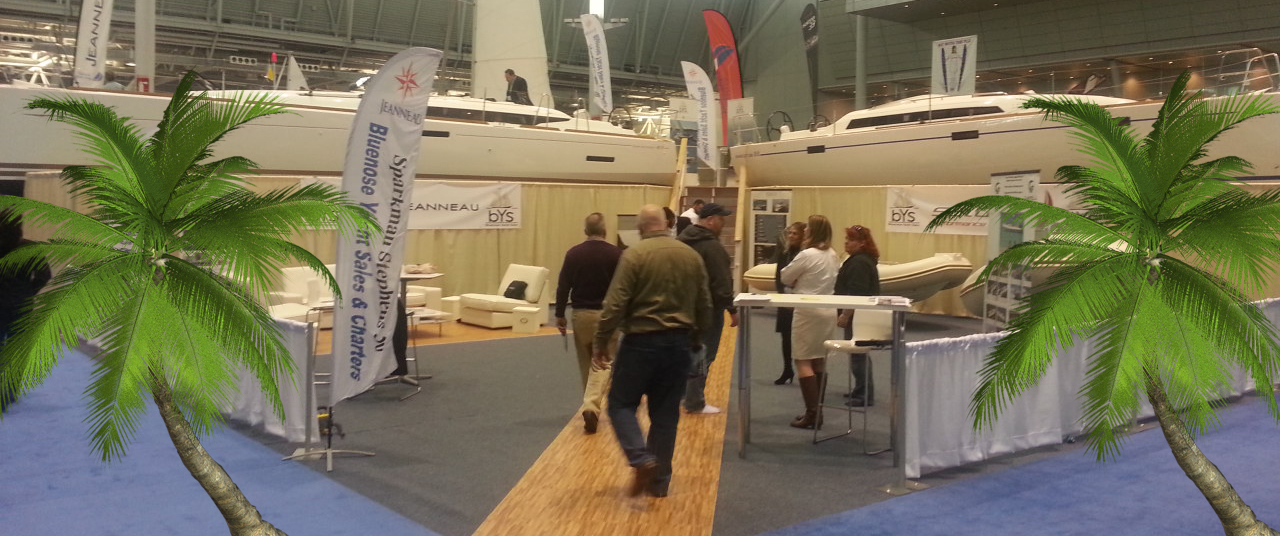 Bluenose Yachts Show