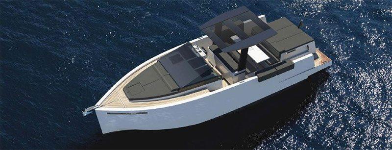 De Antonio D33 Powerboat for sale