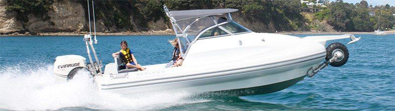 Sealegs 7.7M Cabin RIB for sale