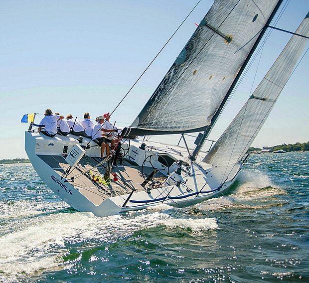 HH 42 Racing Yacht