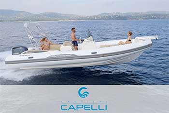 Capelli RIB for sale