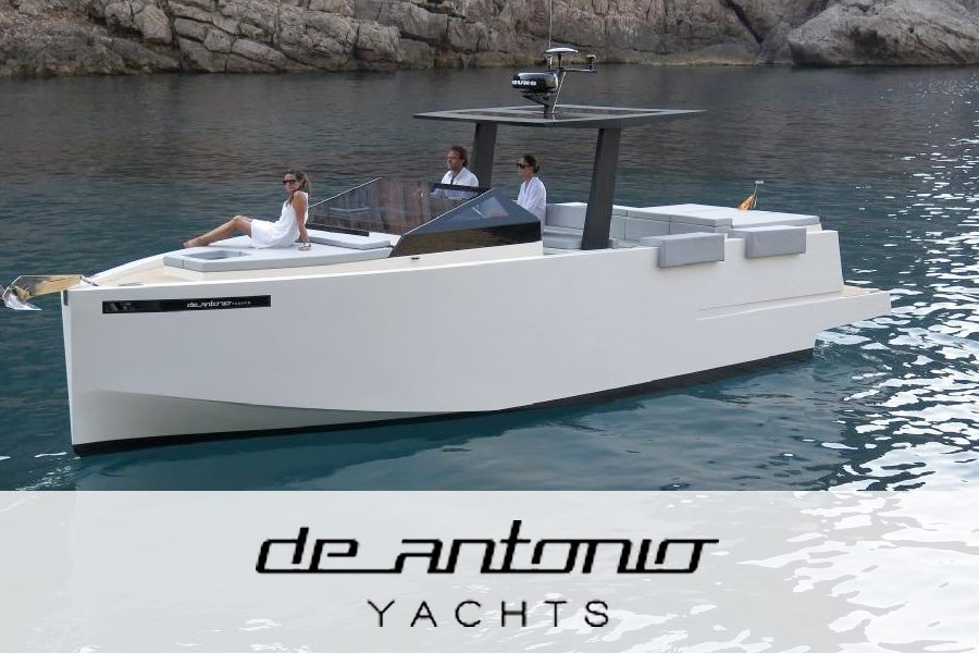 de antonio yachts for sale