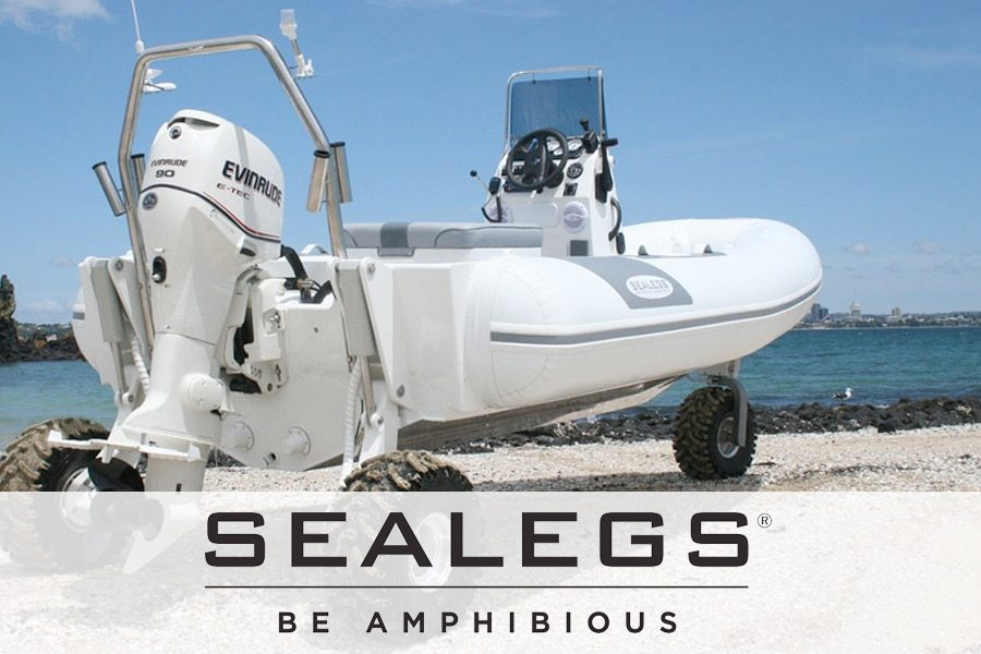 sealegs boats for sale