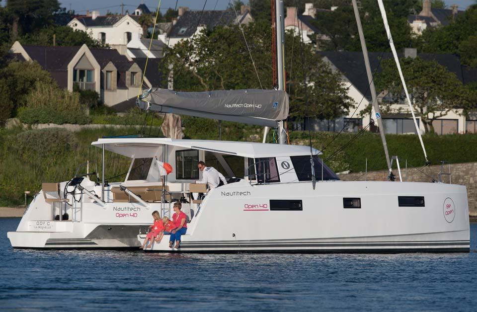 Bavaria Open 40 Catamaran