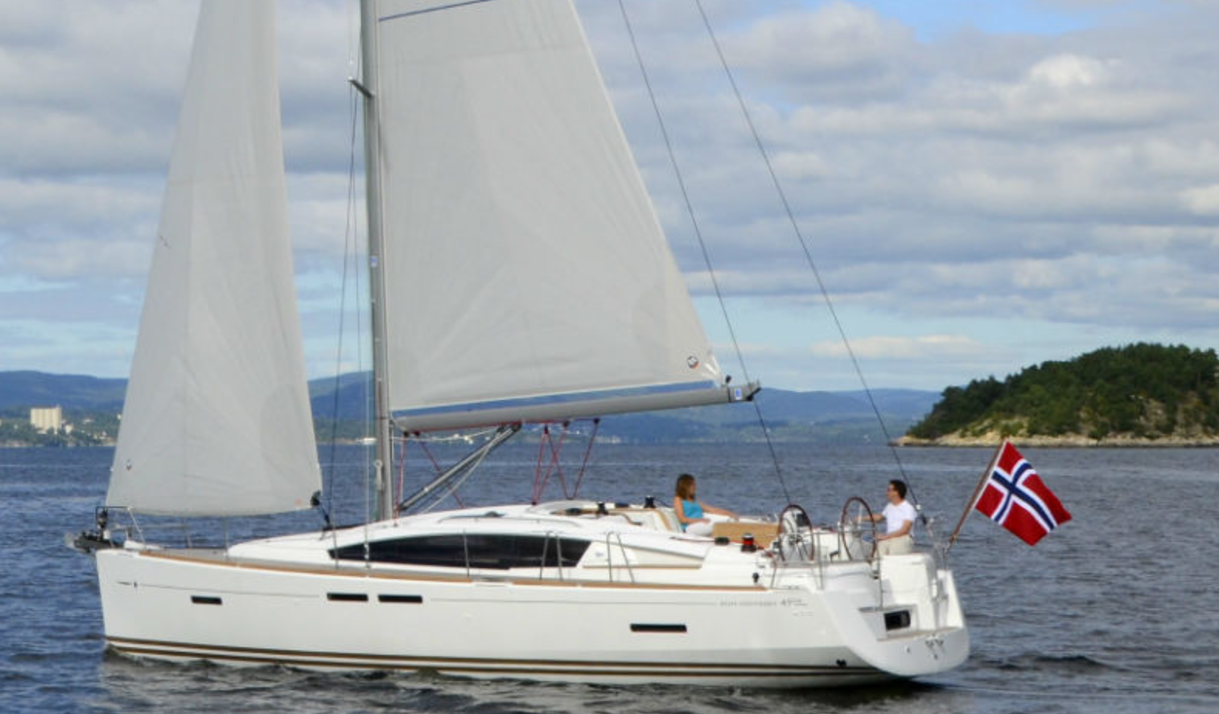Jeanneau 41DS for sale