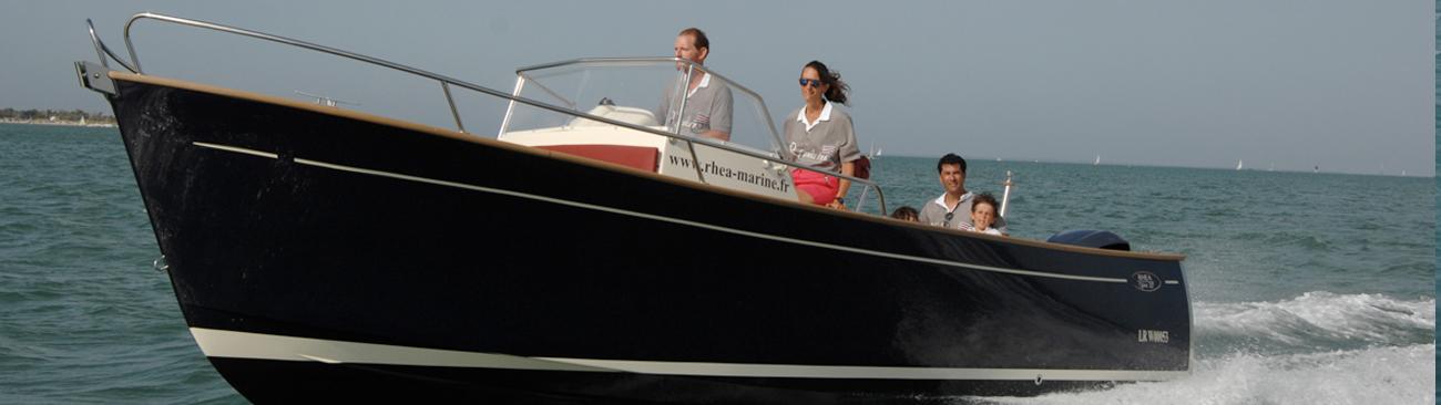 buy Rhea 27 Open Powerboat for sale