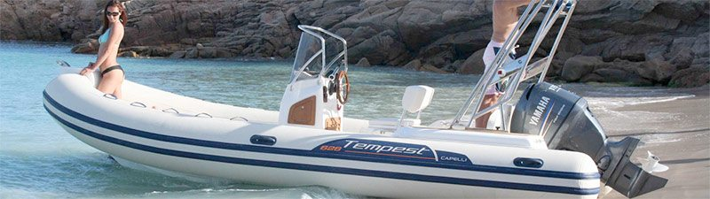 Capelli 626 RIB for sale