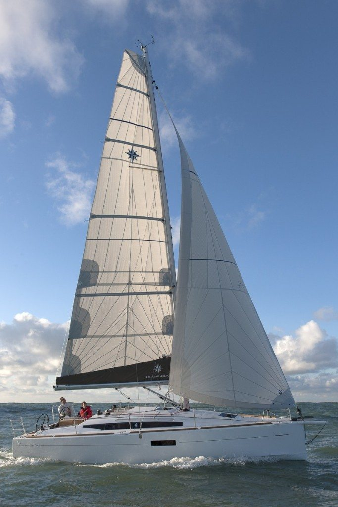 Jeanneau 349 Boat of the Year
