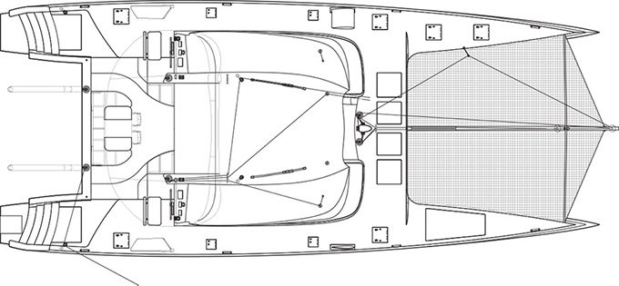 HH66 Deck Layout