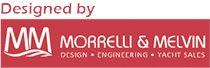 Designed by Morrelli and Melvin