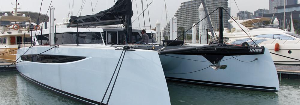 HH55 Performance Catamarans for Sale | Catamaran Brokerage