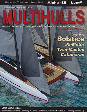 MULTI HULLS November/December 2014 issue