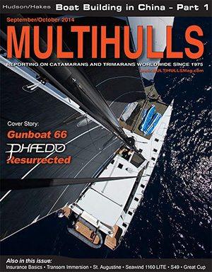 MULTI HULLS September/October 2014 issue