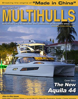 MULTI HULLS March/April 2014 issue