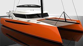 HH55 Catamaran