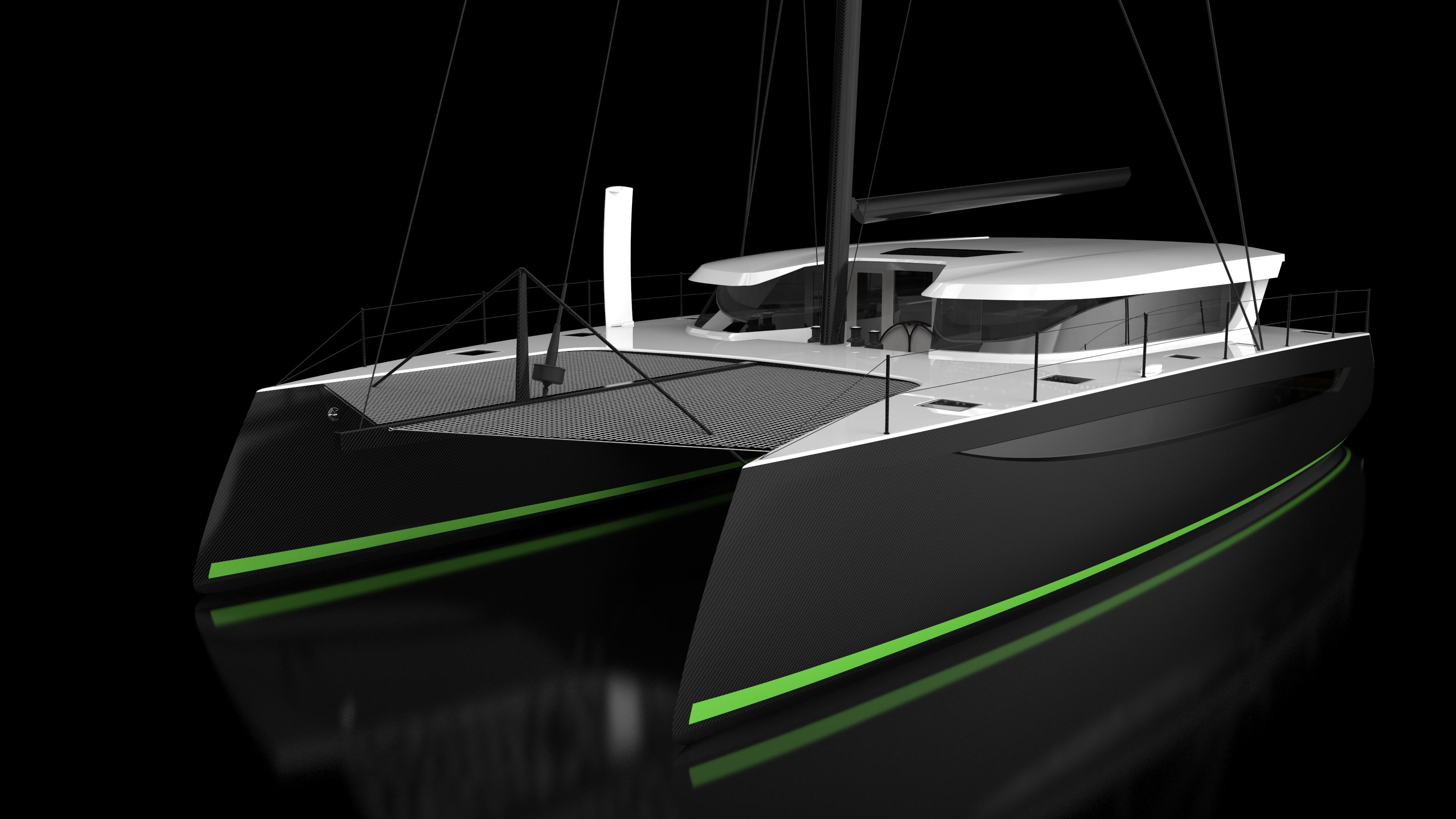 Buy HH55 Catamaran