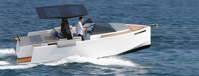 De Antonio D23 Cruiser Powerboat for Sale