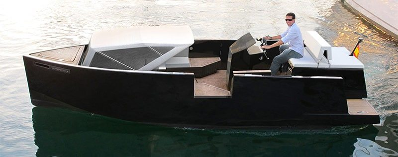 De Antonio D23 Powerboat Tender for sale