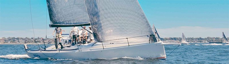 HH42 Race Sailboat for Sale