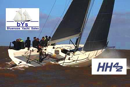 sail with logos