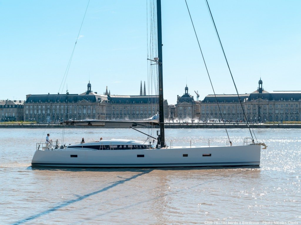 CNB 76 Super Yacht for sale
