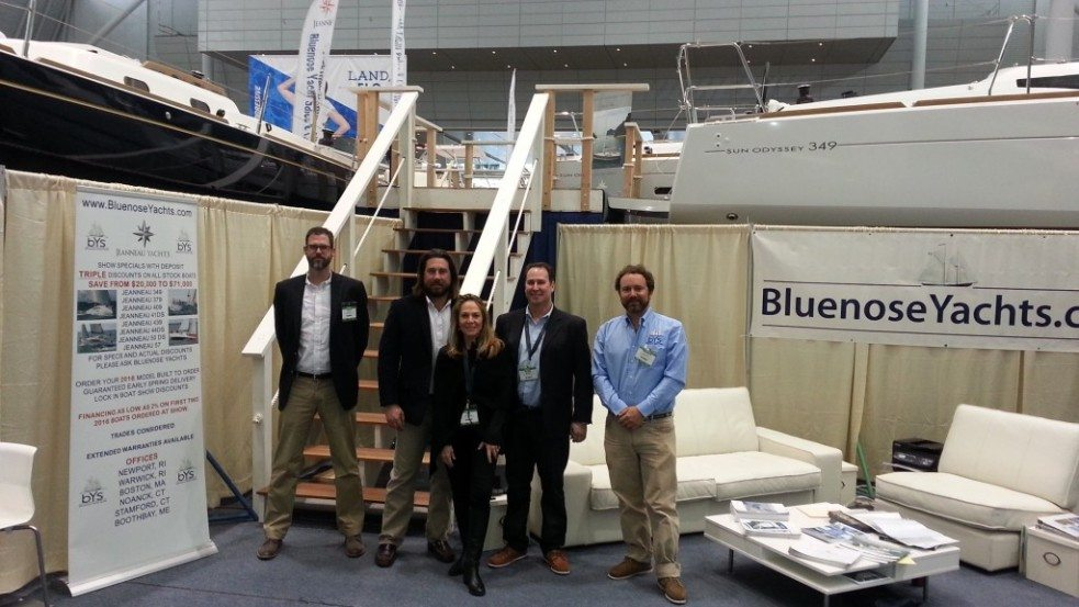 New England Boat Show 2016