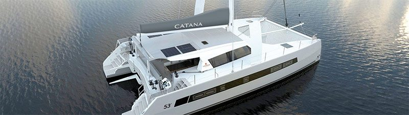 Catana C53 Catamaran For Sale