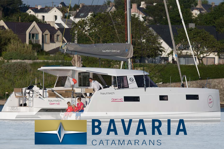 bavaria catamaran