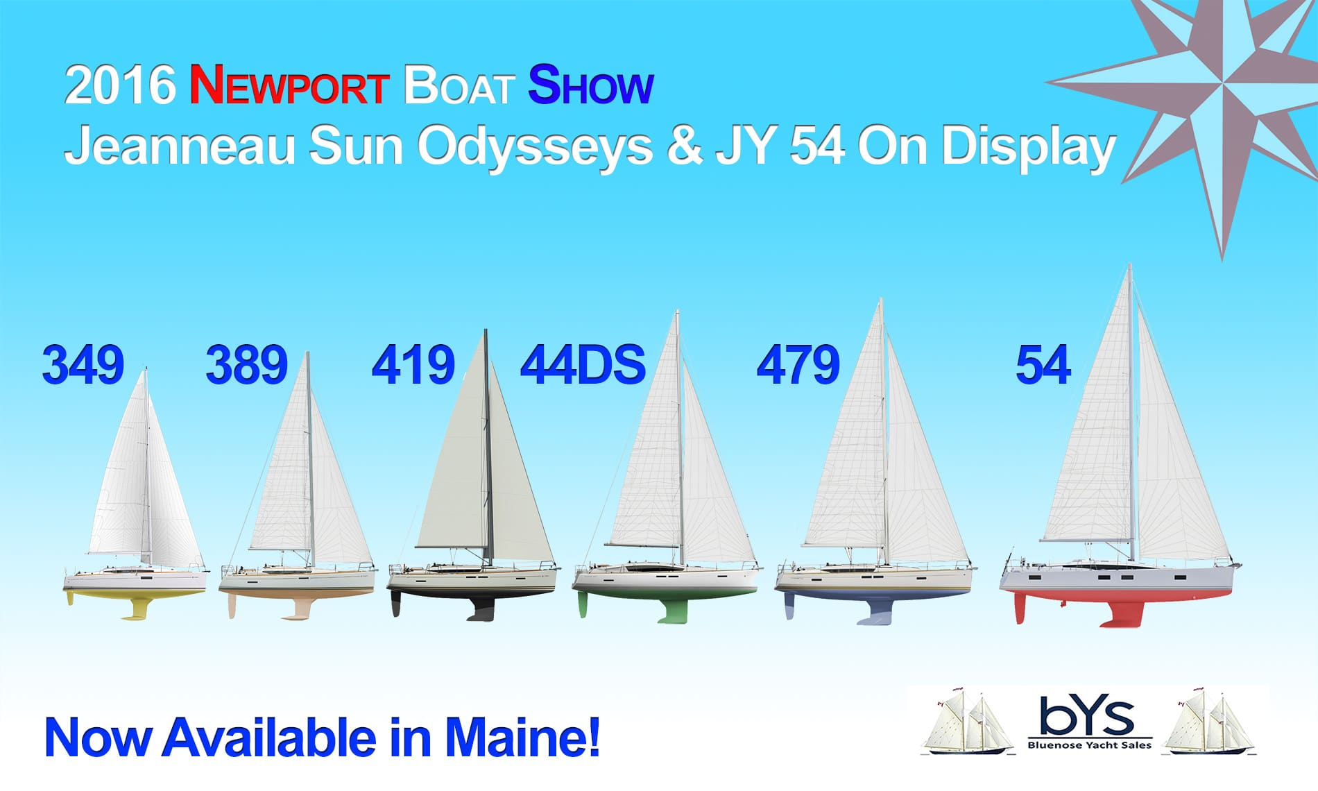 Great Performance Cruisers now available in Maine!