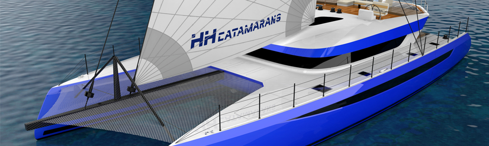 HH77 Catamaran for Sale