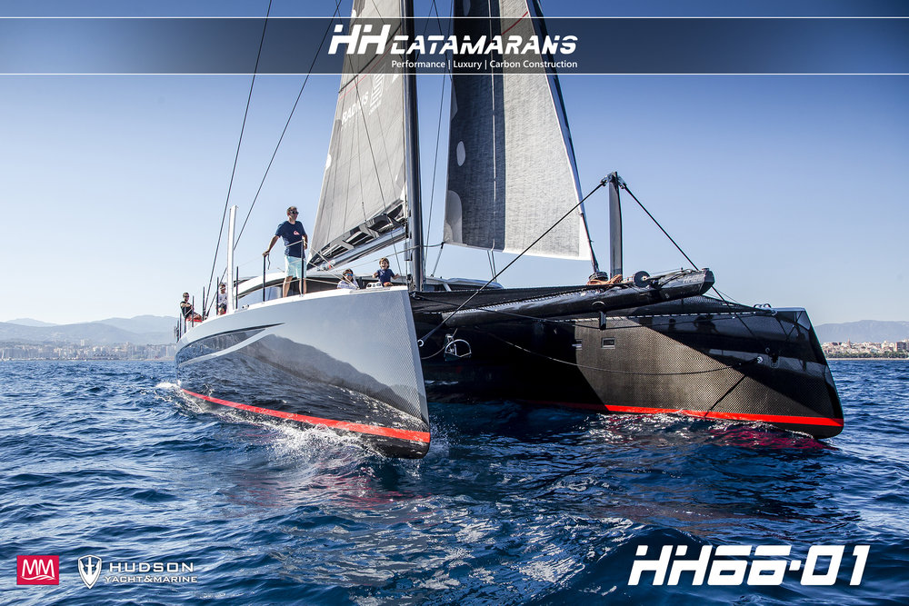 HH 66 Performance Catamaran