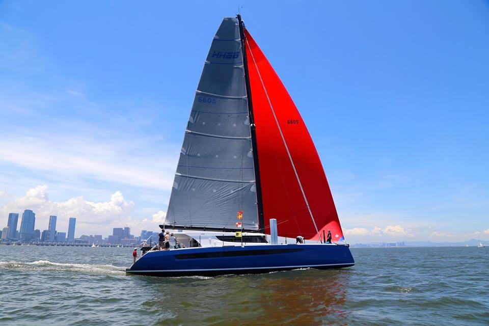 Flash HH66 Catamaran Hull Number 5