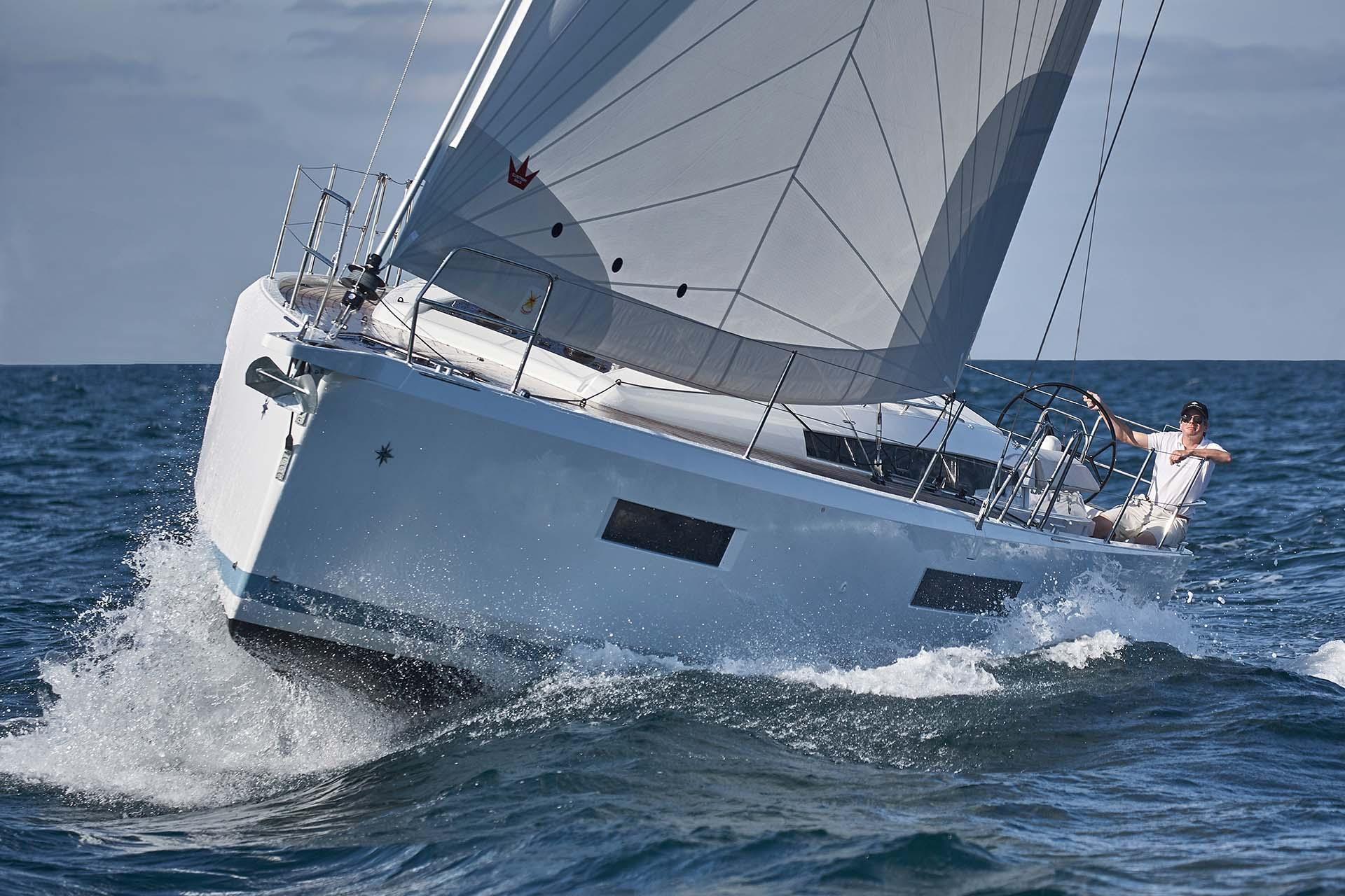 Jeanneau Sun Odyssey 440 cruiser
