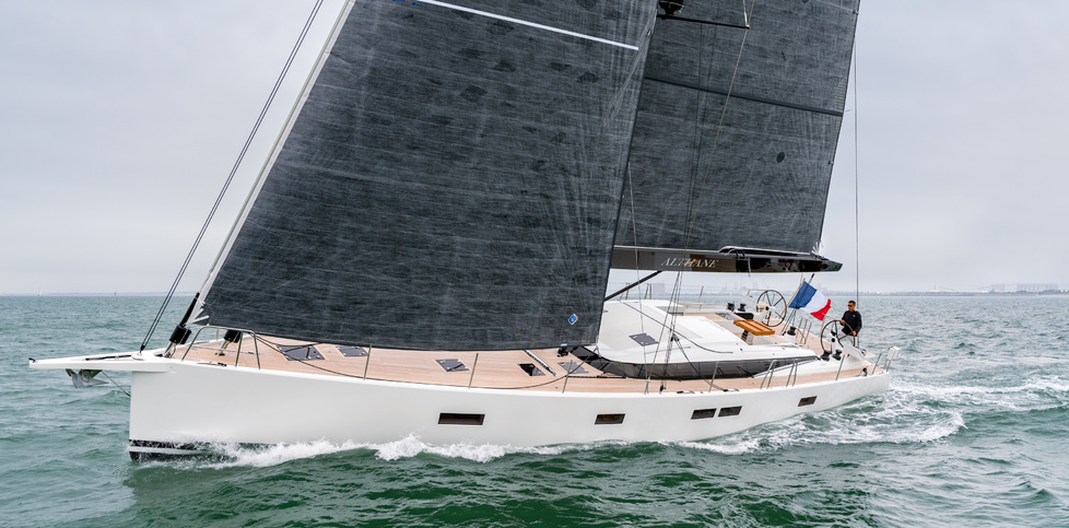 The CNB 66 from CNB Yachts