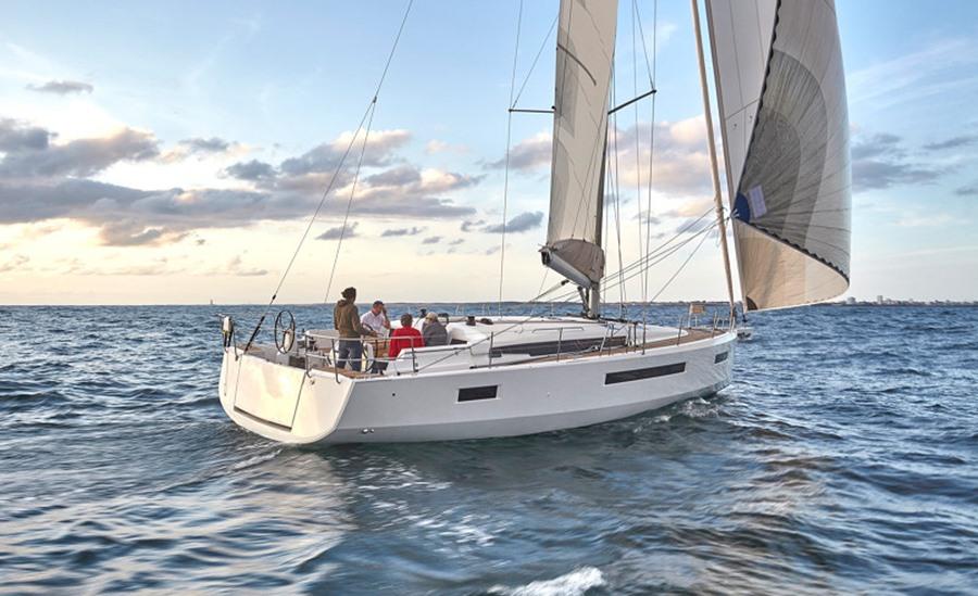 Jeanneau Sun Odyssey 490 racing
