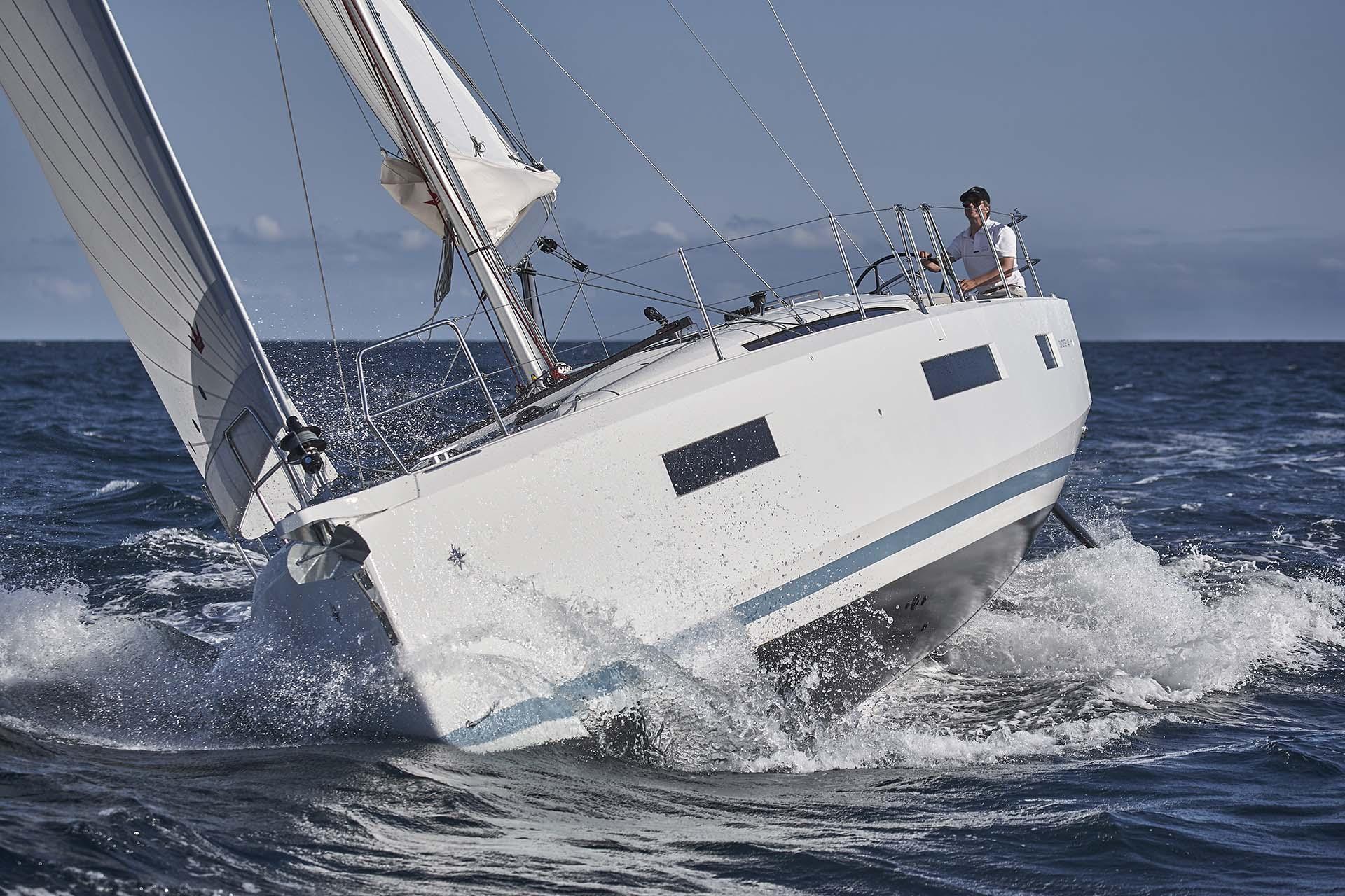 Jeanneau Sun Odyssey 440 family cruising