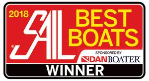 2018 SAIL Best Boats Winner