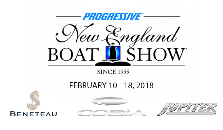 Progressive New England Boat Show 2018