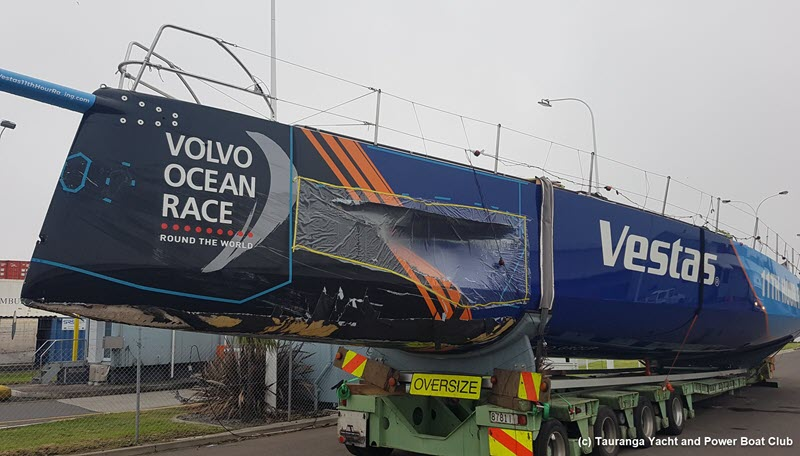 Volvo Ocean Race Vestas