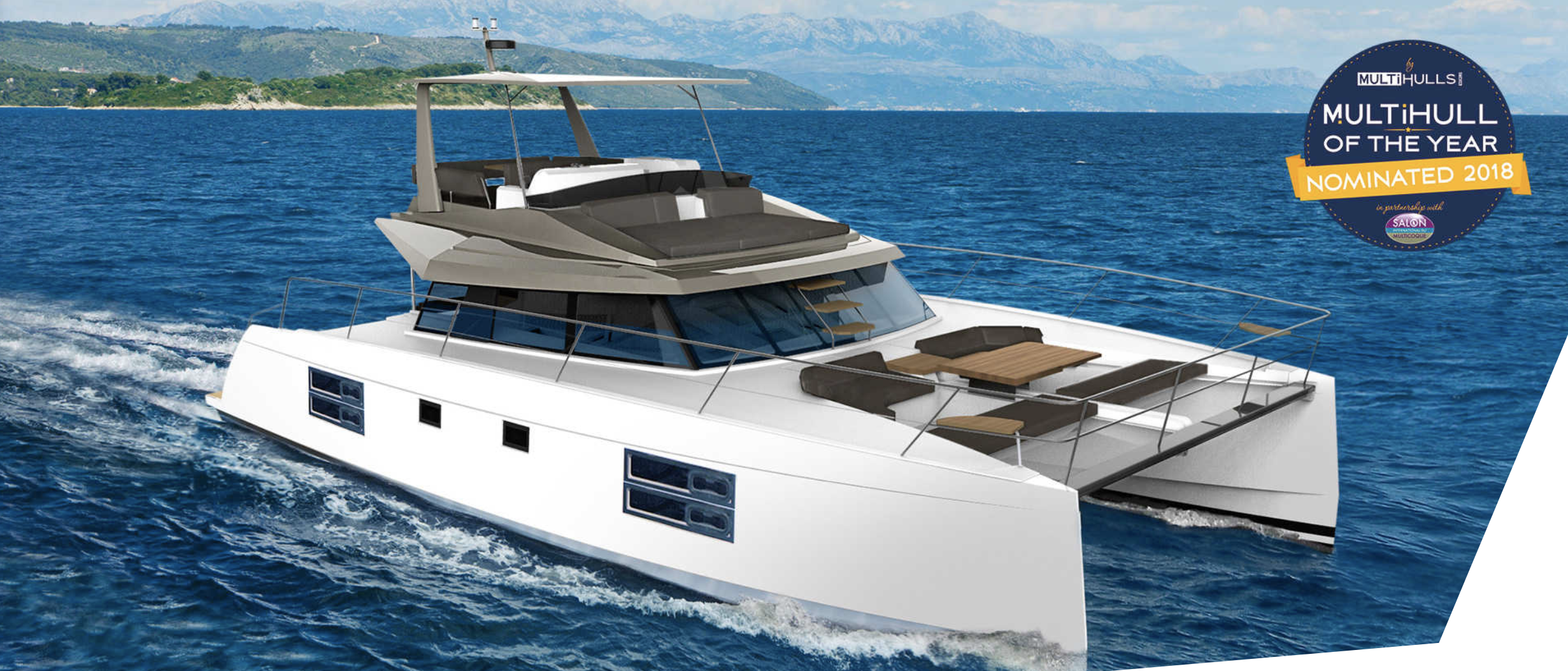 Multihull of the year Nominee 2018