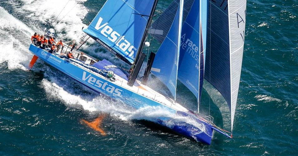 Vestas Boat
