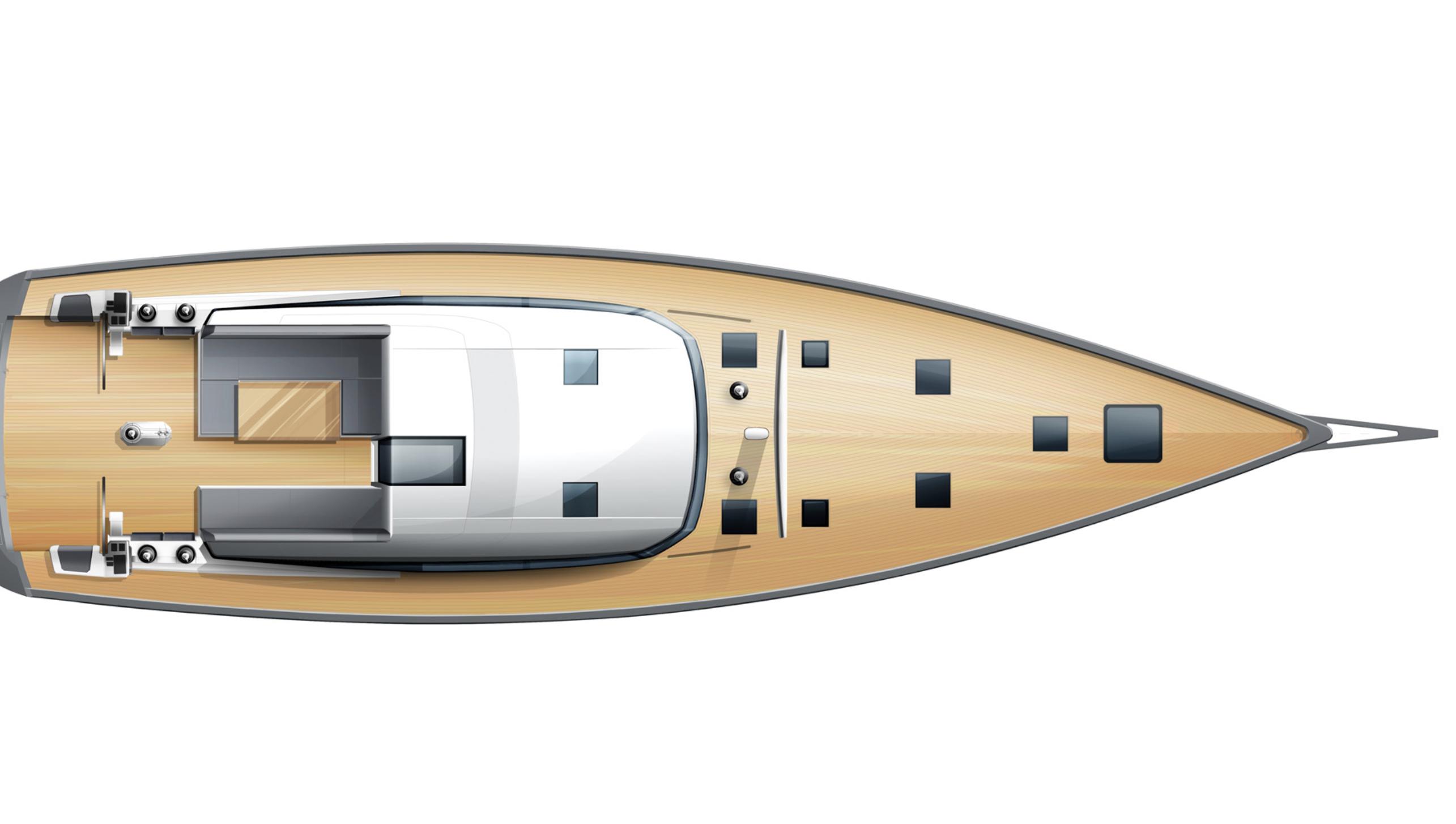 CNB 66 deck plan