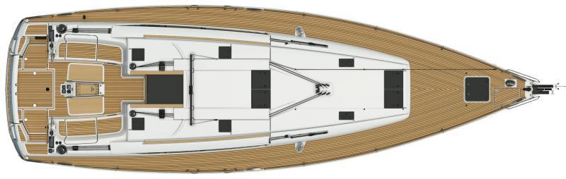 jeanneau 519 charter abacos